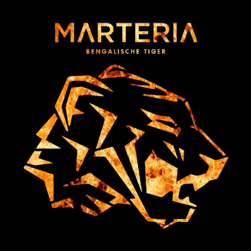 MARTERIA – Bengalische Tiger (R)evolution Edit